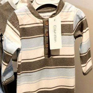 Brand new Calvin Klein infant and baby suit